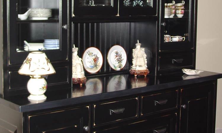 Hardwood Custom Kitchen Cabinets · Amish Made Custom Kitchen Cabinets