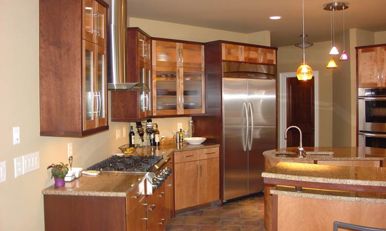 Amish made custom kitchen cabinets schlabach wood design for Cheap kitchen cabinets in ohio
