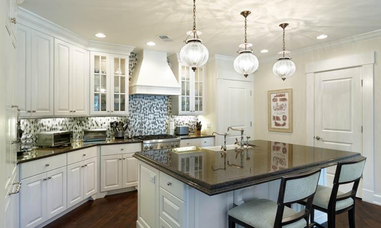 Amish made custom kitchen cabinets | Schlabach Wood Design