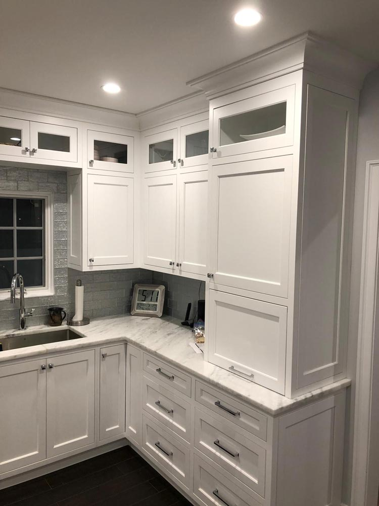 Custom Made Kitchen Cabinets Amish made custom kitchen cabinets | Schlabach Wood Design