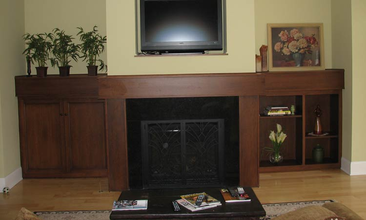 Amish made custom cabinets | Schlabach Wood Design in Ohio